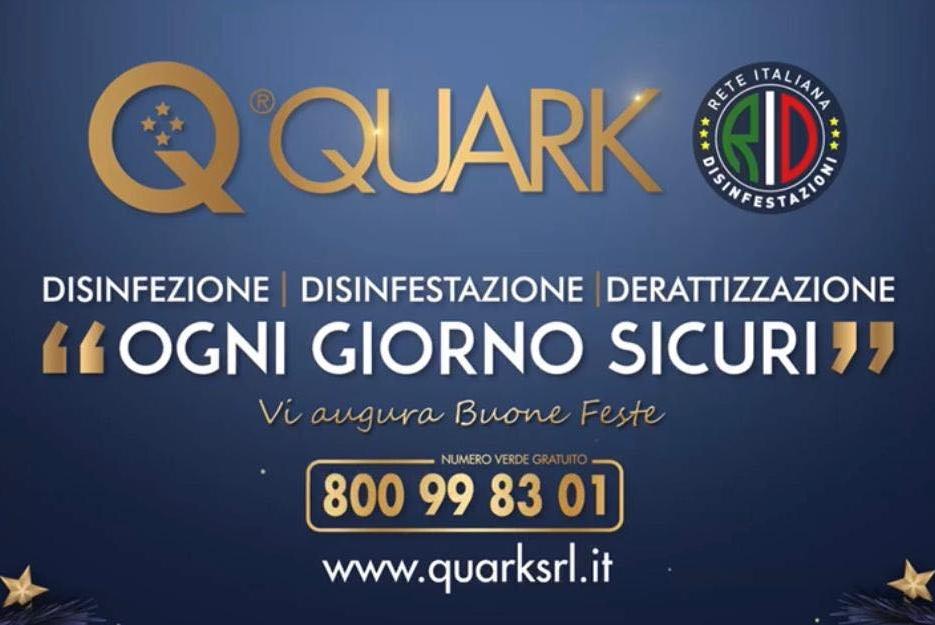 Quark arriva in tv e in radio